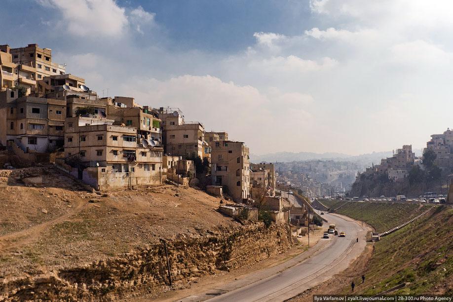 Амман иордания фото