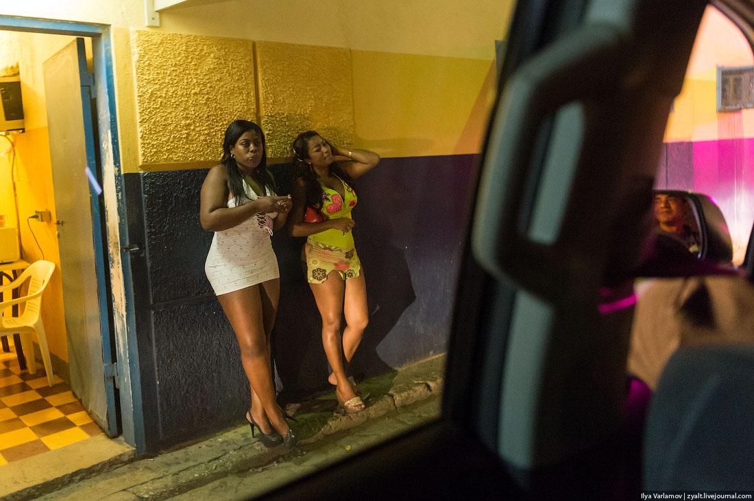 откуда появляются проститутки