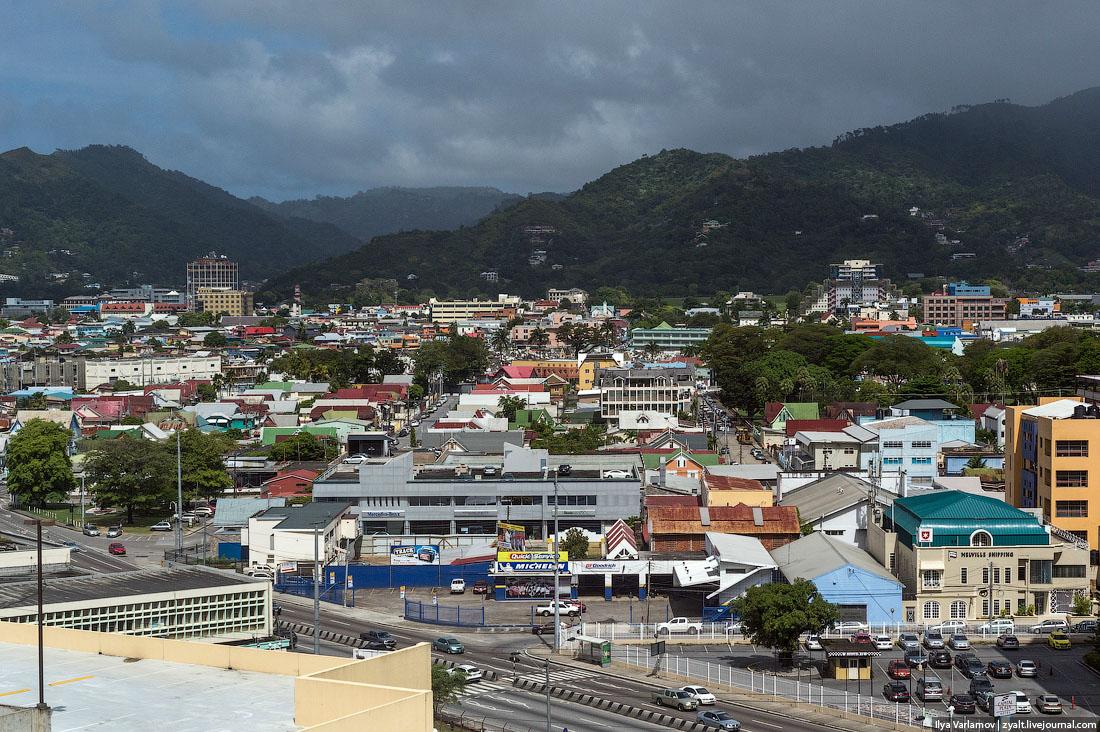 01 Тринидад и Тобаго и проститутки Арубы.