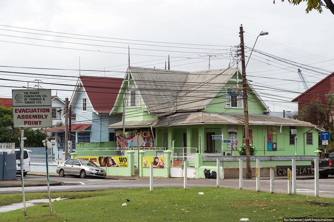 03 Тринидад и Тобаго и проститутки Арубы.