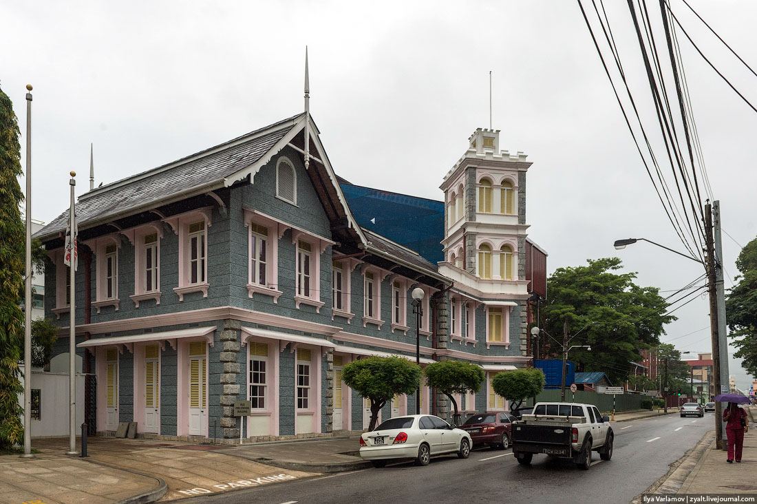 04 Тринидад и Тобаго и проститутки Арубы.