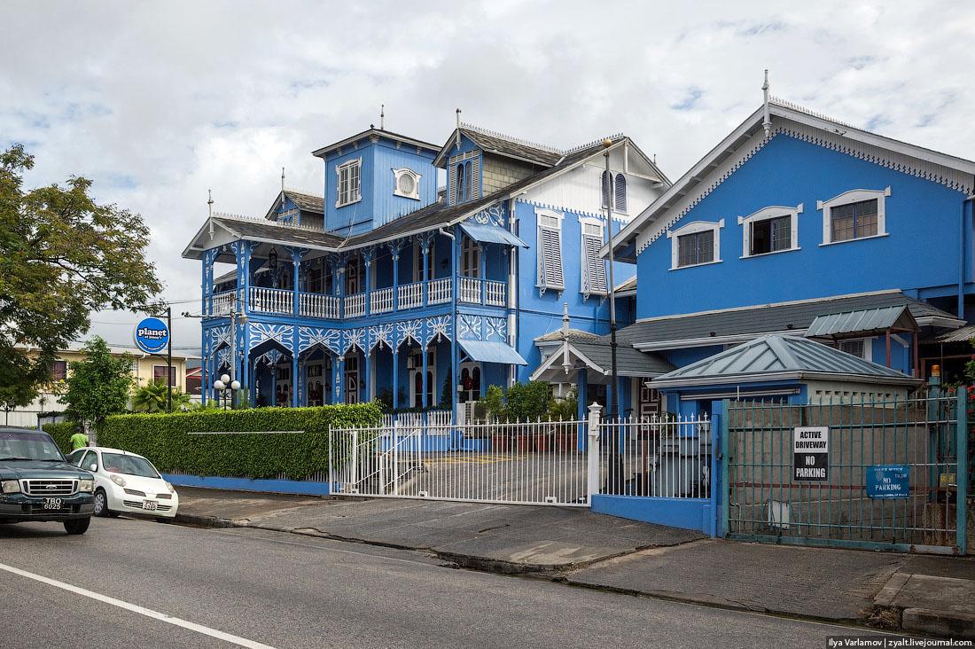 05 Тринидад и Тобаго и проститутки Арубы.