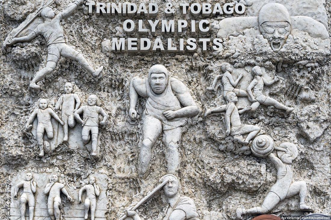 07 Тринидад и Тобаго и проститутки Арубы.