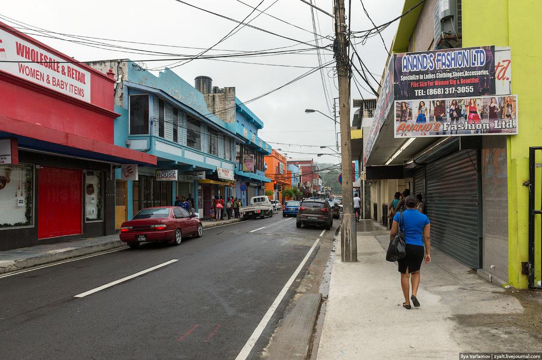 08 Тринидад и Тобаго и проститутки Арубы.