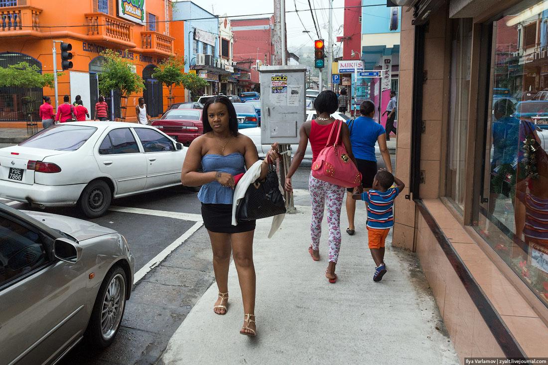 11 Тринидад и Тобаго и проститутки Арубы.
