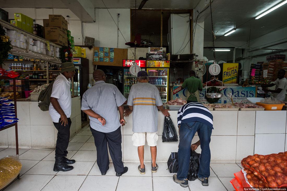 18 Тринидад и Тобаго и проститутки Арубы.