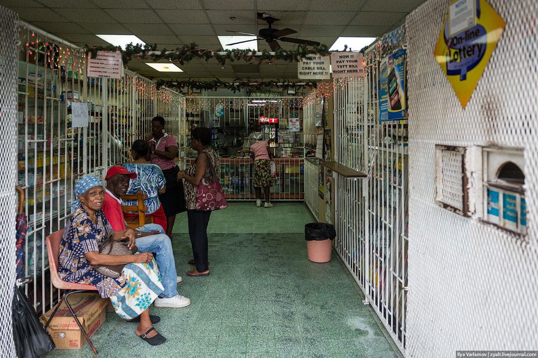 20 Тринидад и Тобаго и проститутки Арубы.