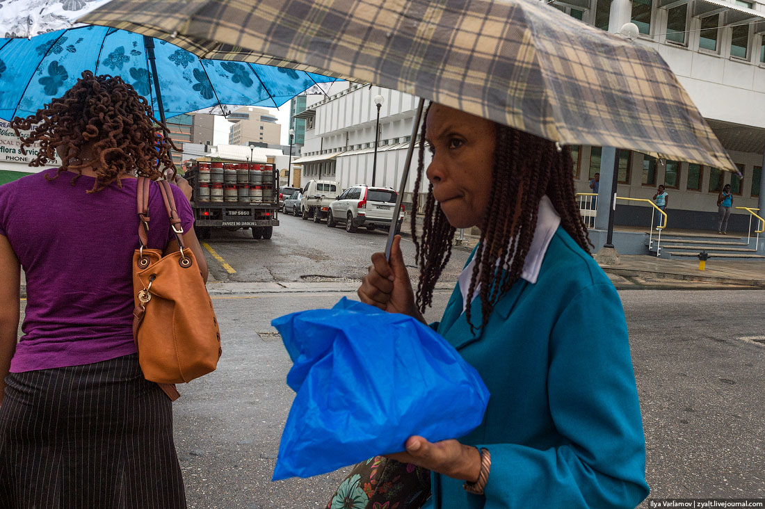 25 Тринидад и Тобаго и проститутки Арубы.