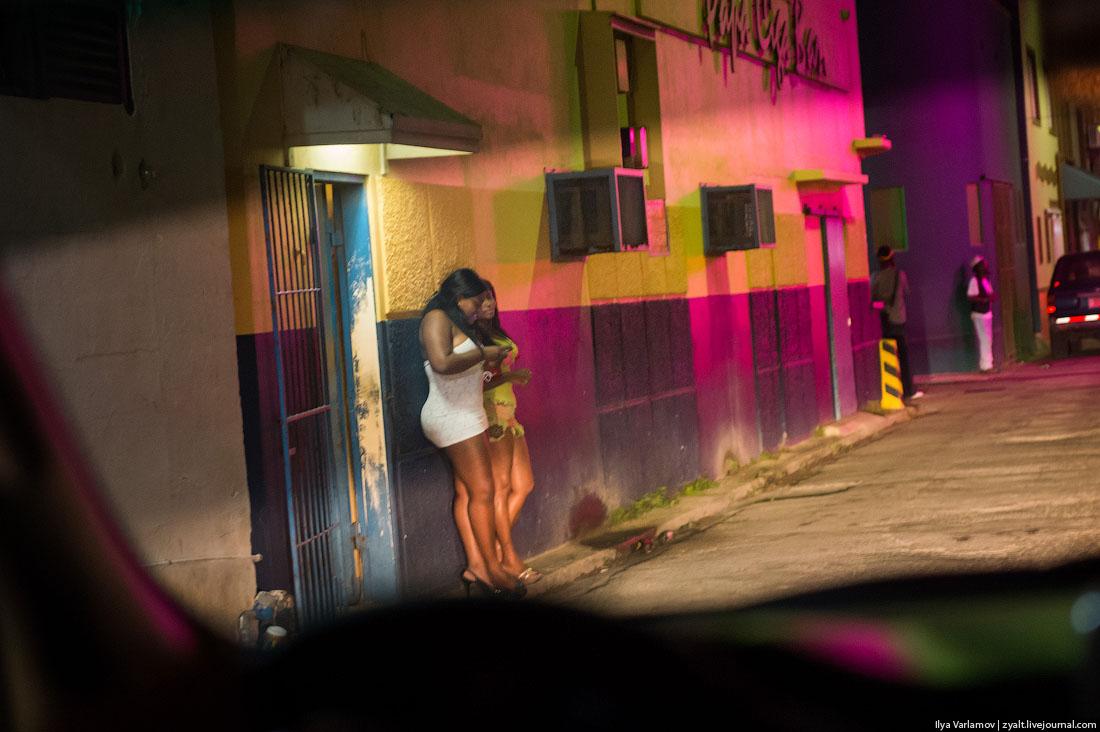 44 Тринидад и Тобаго и проститутки Арубы.