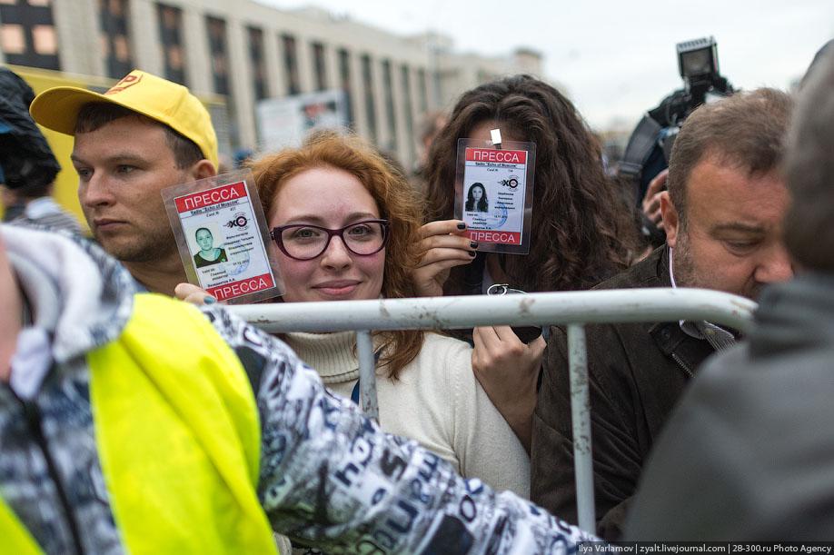 """На журналистку """"Эха Москвы"""" напали с ножом в редакции"""