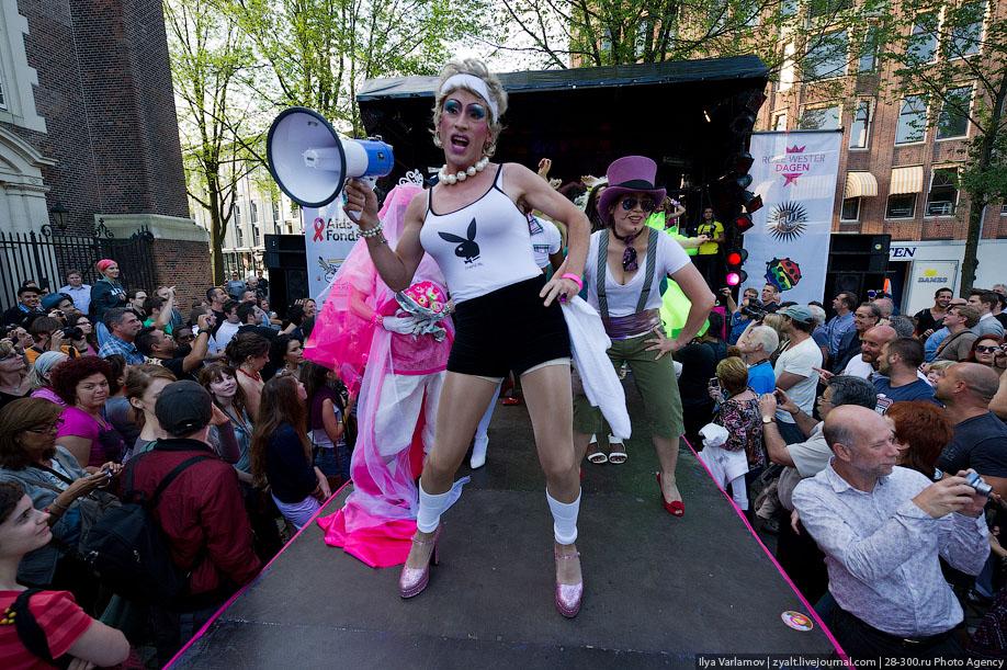 Видео трансвеститы в амстердаме