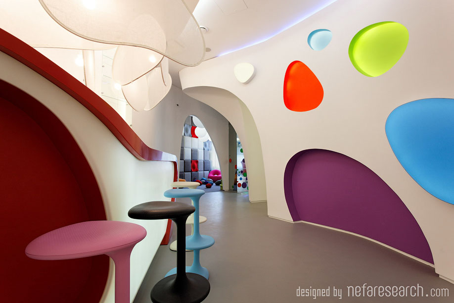 детские клубы в москве фото