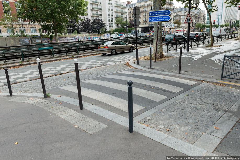 переход правильный фото пешеходный
