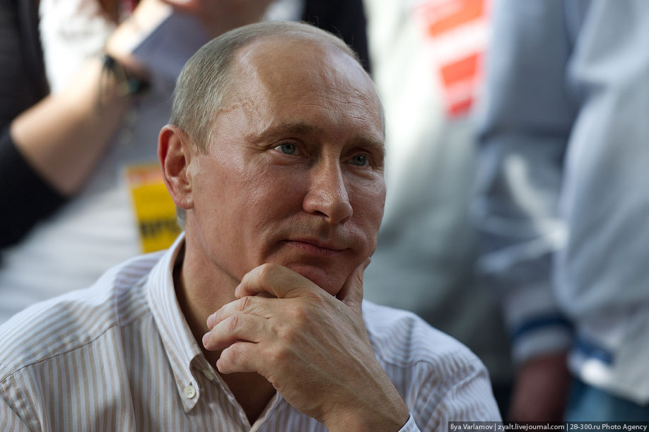 Конституционный суд признал законным обнуление президентских сроков Путина