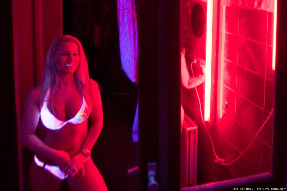 Цена проститутки в красном квартале