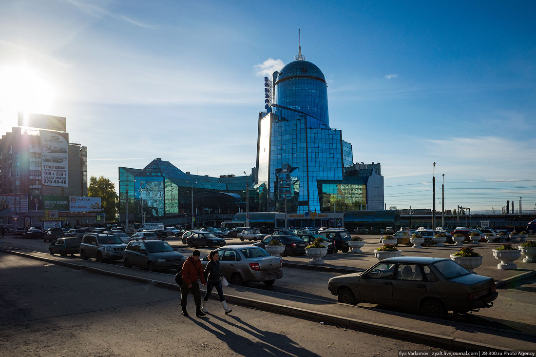 Самые страшные здания России