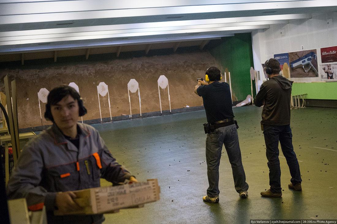 Стрелковый клуб выстрел в москве мужские клубы в москве вакансии